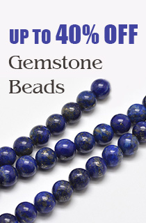 Gemstone Beads up to 40% off