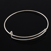 Adjustable Iron Bangle Makings