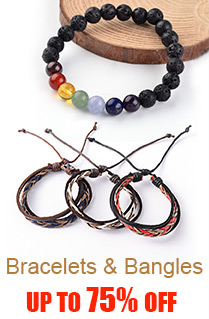Bracelets & Bangles Up To 75% OFF