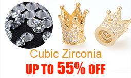 Cubic Zirconia Up To 55% OFF