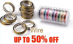 Wire Up To 50% off