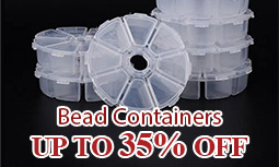 Bead Containers UP TO 35% OFF