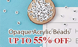 Opaque Acrylic Beads UP TO 55% OFF
