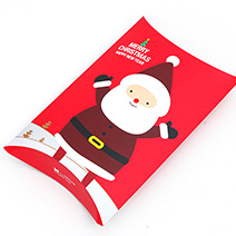 Merry Christmas Candy Gift Boxes, Santa Claus
