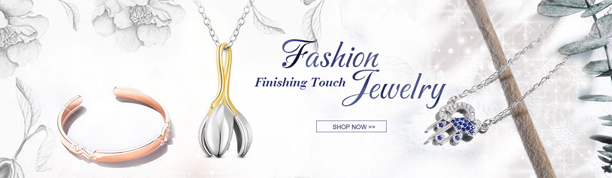 Fashion Jewelry - Finishing Touch